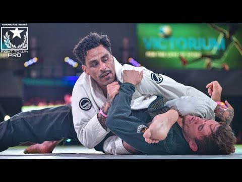 Top 5 Submissions From Fight to Win 75 (видео)