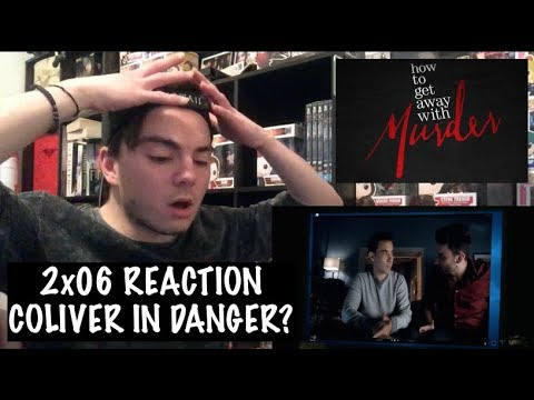 HOW TO GET AWAY WITH MURDER - 2x06 'TWO BIRDS, ONE MILLSTONE' REACTION