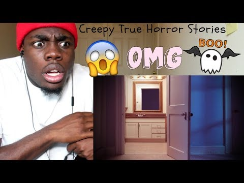 3 Really Creepy True Horror Stories by Mr. Nightmare REACTION!!