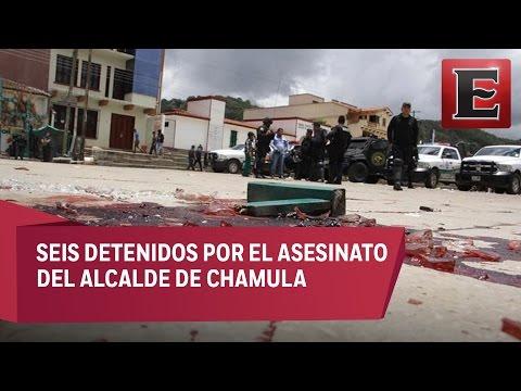 Hay seis detenidos por el asesinato del alcalde de Chamula, Chiapas
