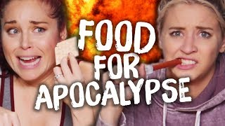 5 Survival Foods That NEVER Expire (Cheat Day) by Clevver Style