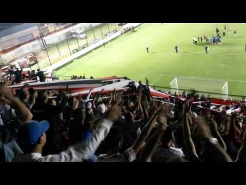 Video - Copa Argentina: CHACARITA 2 - Dep Armenio 1 La hinchada en el final del partido [HD 1080 FULL] - La Famosa Banda de San Martin - Chacarita Juniors - Argentina