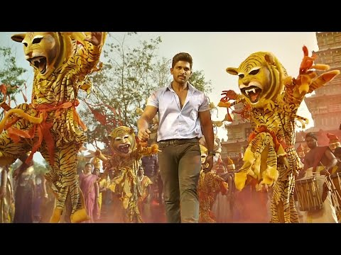 Allu Arjun Latest Movie Sarrianodu Trailer | Telugu New Cinema 2016 Teaser