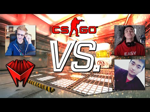 CS:GO 2x2: nikstrelnikoff и MrMevil VS. Acool и PiK0