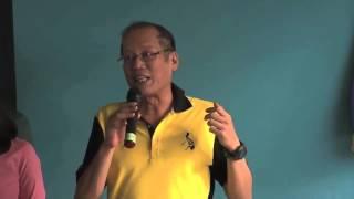 Calabanga Philippines  City new picture : Inauguration of Sabang, Calabanga Fishport and Cold Storage Facility (Speech) 5/5/2016