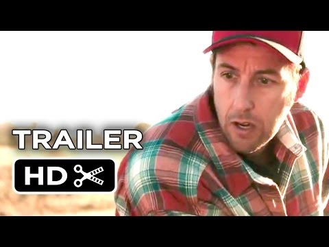 Blended Official Trailer #2 (2014) - Adam Sandler, Drew Barrymore Comedy HD