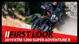7. 2019 KTM 1290 SUPER ADVENTURE R First Look and First Impressions after Ride