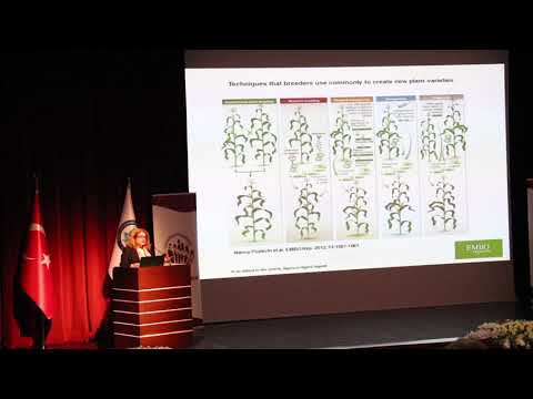 Prof. Dr. Füsun EYİDOĞAN - 2. Ulusal Biyoteknoloji Öğrenci Zirvesi