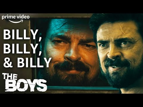 Billy Butcher's Most Diabolical Moments | The Boys | Prime Video