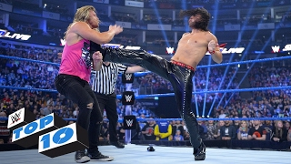 Nonton Top 10 SmackDown LIVE moments: WWE Top 10, May 9, 2017 Film Subtitle Indonesia Streaming Movie Download