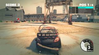 Gaming With Friends★ DIRT 3 - Part 1 ( 60 FPS)