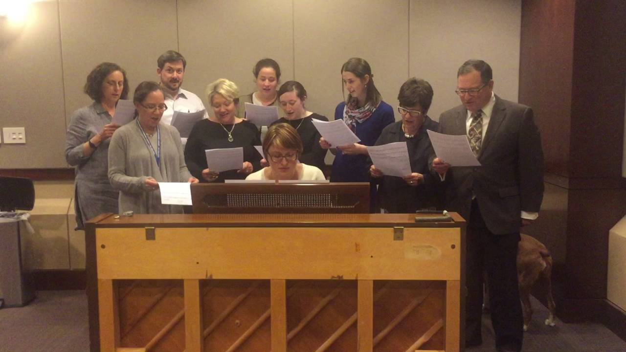 #NewYearPrayer song performed by Temple Oheb Shalom