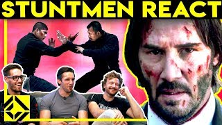 Video Stuntmen React To Bad & Great Hollywood Stunts 3 MP3, 3GP, MP4, WEBM, AVI, FLV Agustus 2019