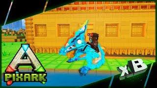 Taking Flight! :: PixARK Multiplayer :: E01