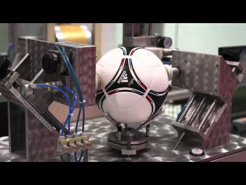 Video | UEFA EURO 2012 Official Ball – adidas Tango 12