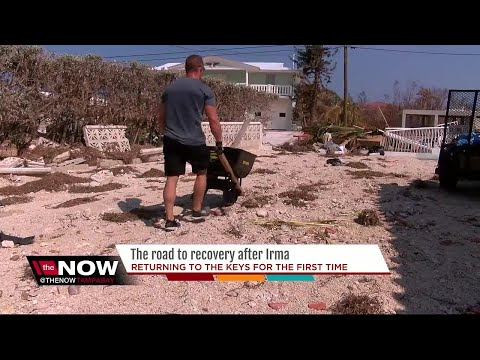 Tampa charter company flies relief down to Florida Keys