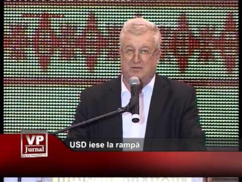 USD iese la rampă