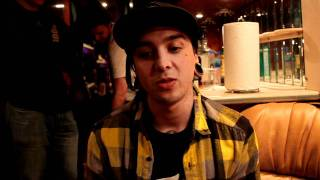 """Tony Perry of Pierce The Veil """"Music Inspires"""": Project 143 - YouTube"""