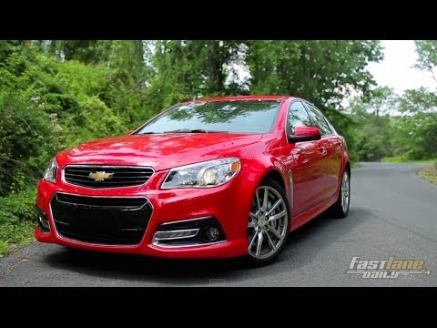2014 Chevrolet SS Review – Fast Lane Daily