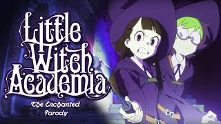 Nonton Little Witch Academia  The Enchanted Parody Film Subtitle Indonesia Streaming Movie Download