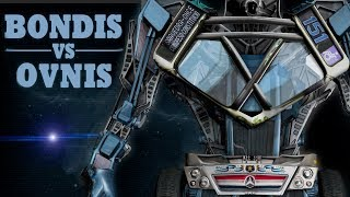 BONDIS VS OVNIS - AREA 51 (TRAILER)