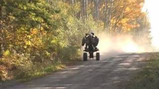 9. Yamaha Raptor 700R SE 2009 - The Modern Day RAPTOR