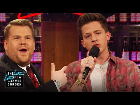 WATCH: Charlie Puth's Hidden Talent... BEAT-BOXING!