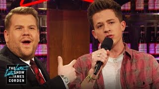 Video Beatboxing & Eyebrow Tributes w/ Charlie Puth download in MP3, 3GP, MP4, WEBM, AVI, FLV January 2017