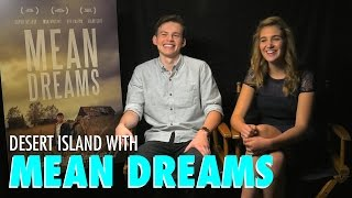Nonton Mean Dreams    Josh Wiggins And Sophie N  Liss Talk Being Young Actors   Play    Desert Island    Film Subtitle Indonesia Streaming Movie Download
