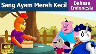 Video Sang Ayam Merah Kecil | Dongeng anak | Kartun anak | Dongeng Bahasa Indonesia MP3, 3GP, MP4, WEBM, AVI, FLV Maret 2019