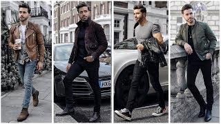 Video MEN'S OUTFIT INSPIRATION   Men's Fashion Lookbook Fall 2018   4 Easy Outfits for Men MP3, 3GP, MP4, WEBM, AVI, FLV Februari 2019