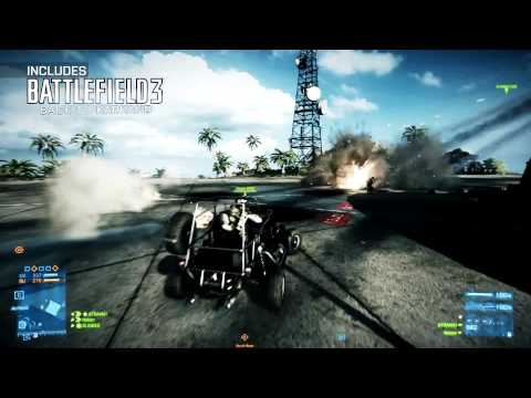 Battlefield 3 — Релиз Premium Edition