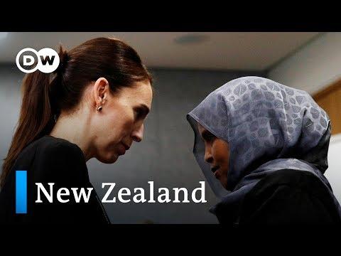 Video - Ν. Ζηλανδία: 13χρονος σε αναπηρικό αμαξίδιο στην κηδεία του πατέρα του