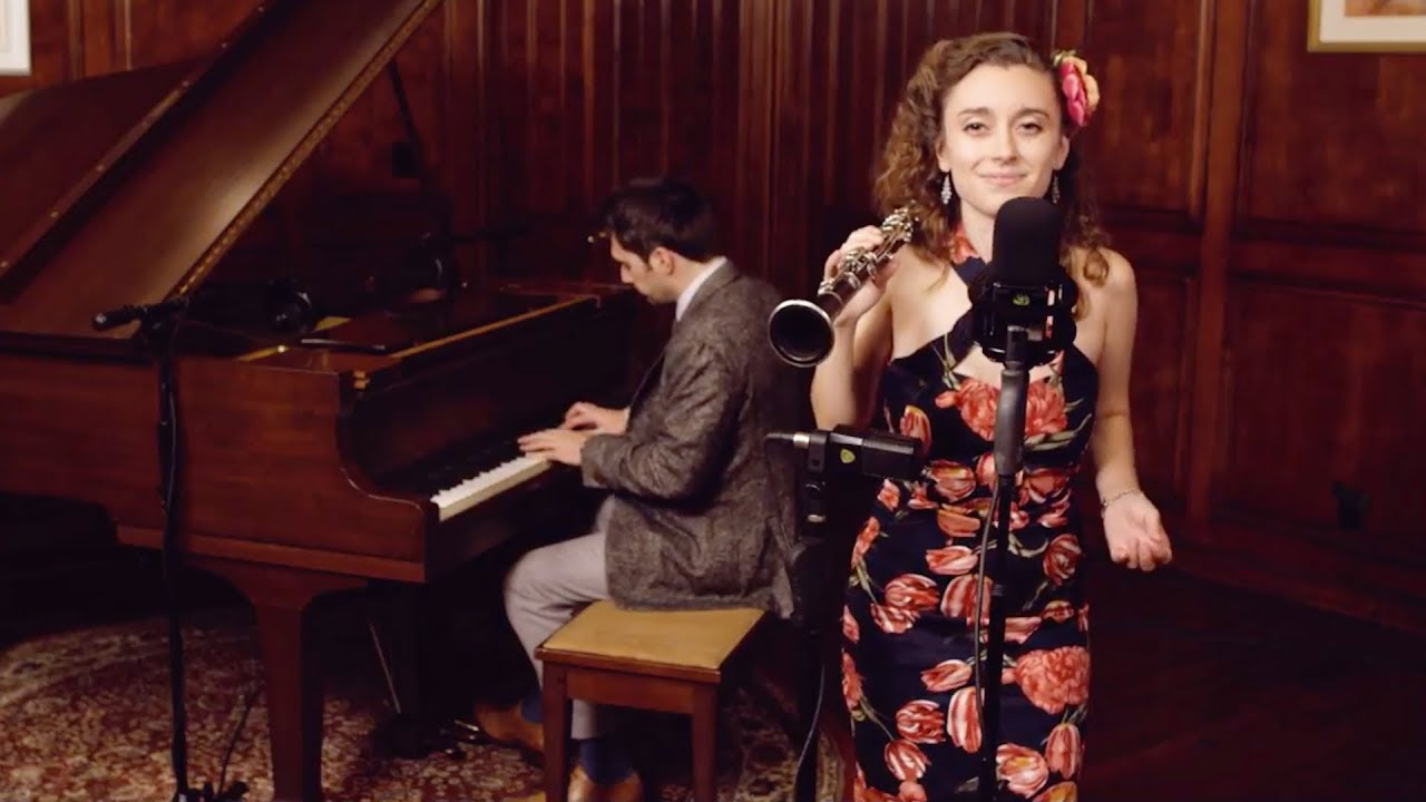 My Hero – Foo Fighters (Vintage '30s Cover) ft. Chloe Feoranzo