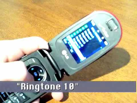 Video All Default Ringtones from the Verizon LG vx8350 download in MP3, 3GP, MP4, WEBM, AVI, FLV January 2017