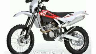 10. 2010 Husqvarna TE 310 Features