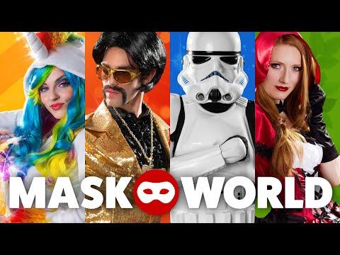 Karneval Kostüme für alle – maskworld.com