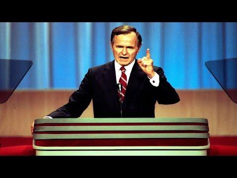 Τζορτζ Μπους ο πρεσβύτερος: Ο μακροβιότερος πρόεδρος των ΗΠΑ…