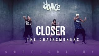Video Closer - The Chainsmokers - Choreography - FitDance Life MP3, 3GP, MP4, WEBM, AVI, FLV Januari 2018