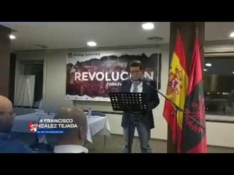 Juan Francisco González Tejada - Alicante 2017