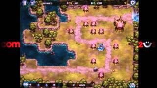 Tower Defense HD advanced tactics: environments