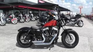 7. 408279 - 2011 Harley Davidson Sportster 1200 48 XL1200X - Used motorcycles for sale