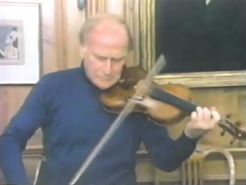 Menuhin And Paganini