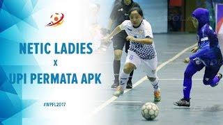 Video Netic Ladies Cibinong (2) vs (7) UPI Permata APK - Women Pro Futsal League 2017 MP3, 3GP, MP4, WEBM, AVI, FLV Juli 2017