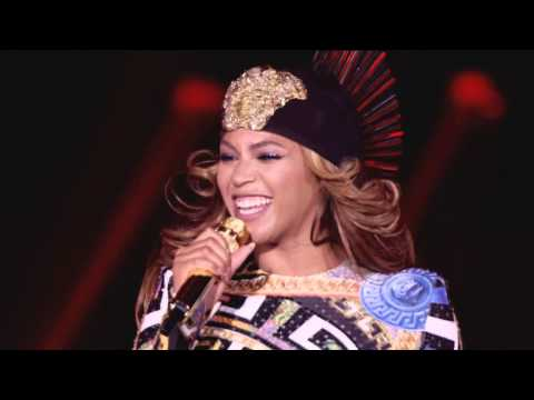 Beyoncé - Blocked in USA and some other states near there. Sory but thats the fuckin youtube. Anyway yas they killed it and they were fuckin flawless!