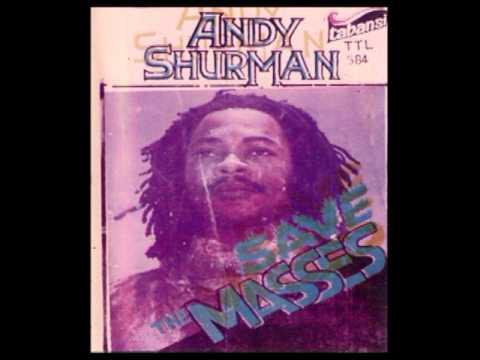 ANDY SHURMAN – Kinky Reggaeman