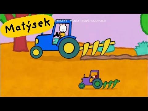Matýsek a Jája - Traktor