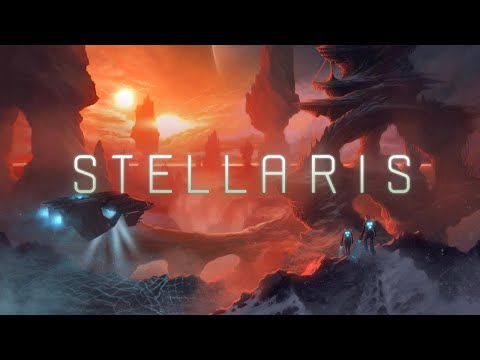 Stellaris 2v2v2... Multiplayer Game