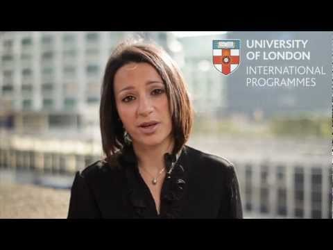 Abigail Galea speaks about her experiences of studying the University of London LLM by distance lear