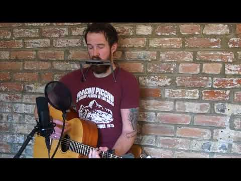 All Along The Watchtower (Acoustic/Harmonica) Cover Bob Dylan/Jimi Hendrix - Chris Law